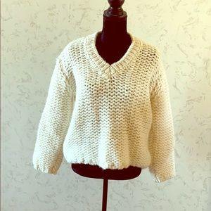 Paul & Joe Sister White sweater S